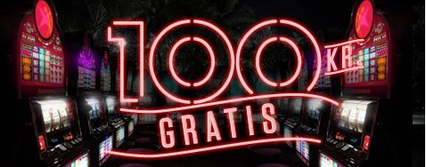 Casino 100 kr gratis