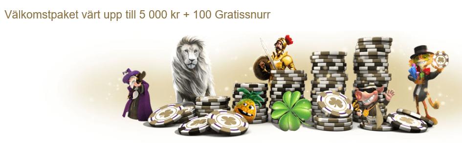 luck casino