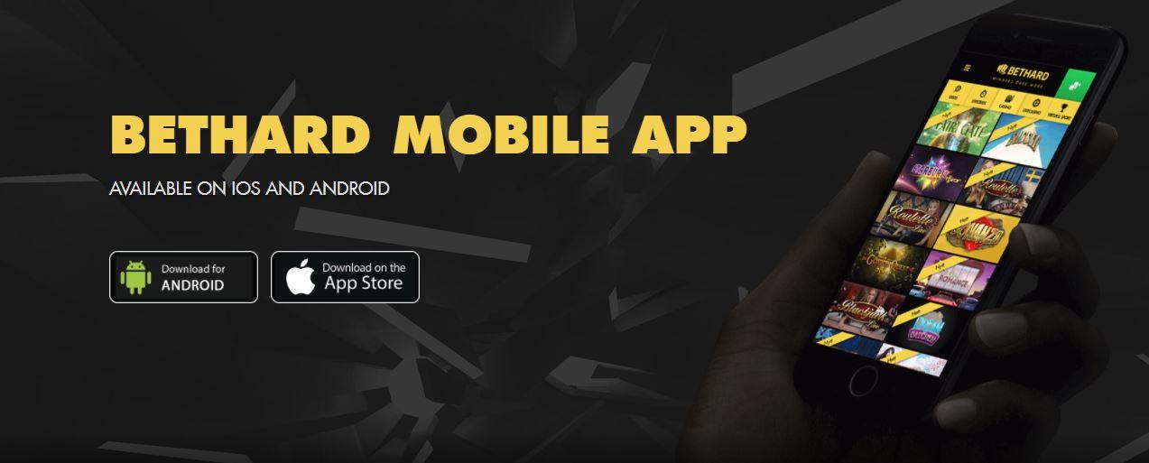 Världens hårdaste nätcasino lanserar app
