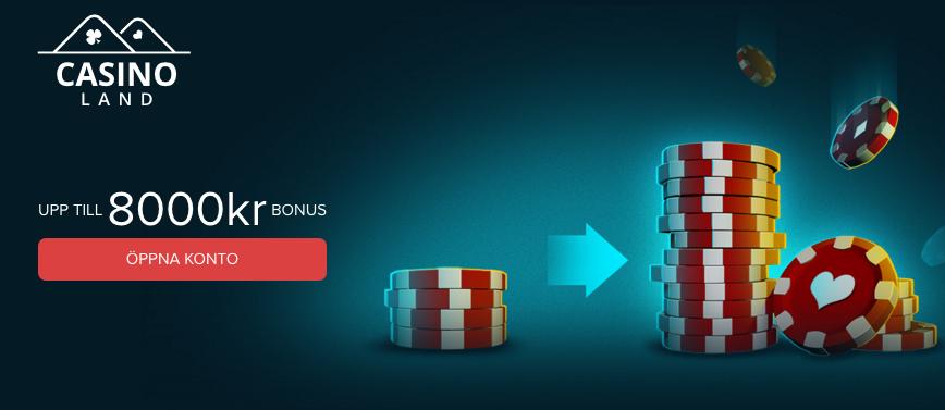 Bonus casino, det