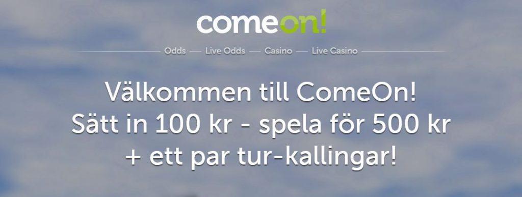 Få turkalsonger hos ComeOn!