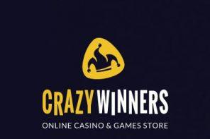 CrazyWinners casino logga