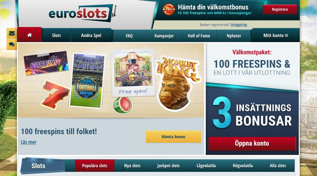 euroslots-start