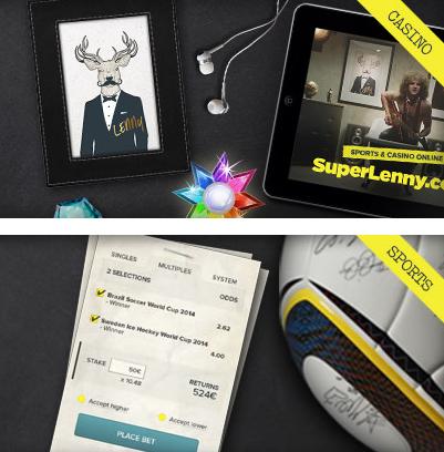SuperLenny lanserar ny välkomstbonus