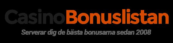 Casino Bonus Listan -