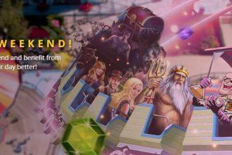 viks online casino fredagsbonus