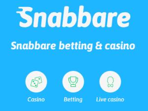 Snabbare casino screenshot