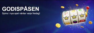 Free spins till nytt NetEnt spel hos SverigeKronan
