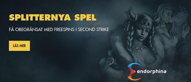 Nya spel med free spins hos BetHArd