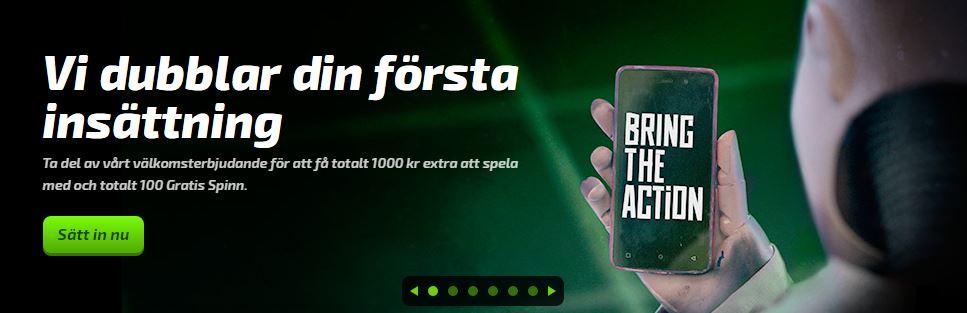 Spela Secrets of Atlantis spelautomat på nätet på Casino.com Sverige