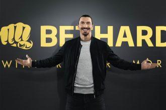 Zlatans nya lag är Bethard