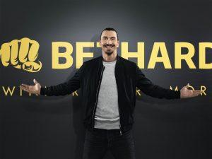 Zlatan och Bethard bildar team